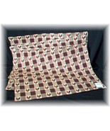 PRiMiTiVe HoMeSpUn Placemats~Embroidered ROOSTER Motif  - $16.95