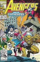 (CB-1} 1992 Marvel Comic Book: Avengers #355 - $2.00