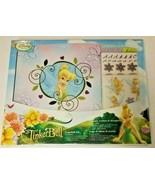 Disney Fairies TINKER BELL Scrapbook Kit NEW Album w/stickers 122 pieces - $12.99