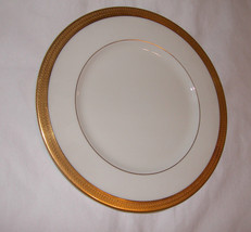 "Lenox Lowell 8 3/8"" Salad Plate Gold Backstamp Presidential - $20.67"