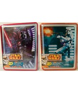 Crayola STAR WARS Collectible Tins with Crayons - 64 Count Pack NEW - $14.44