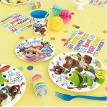 The Muppets Baby 8 Lunch Plates - $12.82