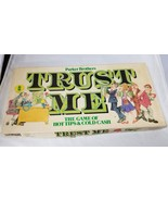 Trust Me Board Game: Vintage 1982 Parker Brothers, Complete w All Pieces - $14.50