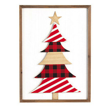 Darice Christmas Tree Wall Decor: 12 x 16.38 inches w - $24.99
