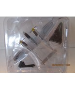 P38 LIGHTNING DIE CAST PLANE SCALE 1:115 NIB WITH STAND - $14.95
