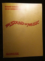 Sound Of Music Complete Broadway Vocal Score - Rodgers & Hammerstein - 1... - $34.99