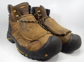 "Keen Mt. Vernon 6"" Metatarsal Guard Size 11.5 M EU 45 Steel Toe Men's Work Boots"