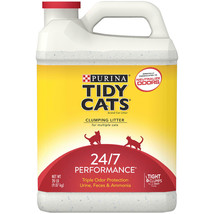 Purina Triple Odor Protection Tidy Cats Clumping Litter (20 lb, 2 ct) - $28.21