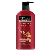 Tresemme Keratin Smooth with Argan Oil Shampoo, 580 ml free shipping wor... - $29.69