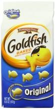 Pepperidge Farm Goldfish, Original , 6.6-ounce bag (pack of 8) - $36.98