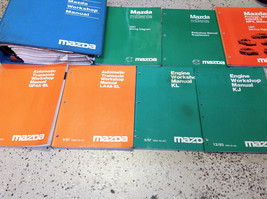 2001 Mazda Millenia Service Repair Workshop Shop Manual SET Factory OEM W EWD + - $197.95