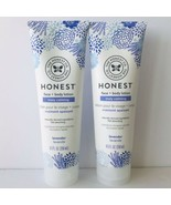 The Honest Co Face + Body Lotion Truly Calming Lavender Lot of 2 - Bundl... - $9.87