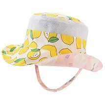 88d8afa180132 Baby Sun Hat Double Sides - Toddler Sun Protection Hat UPF 50+ Kids Summ.