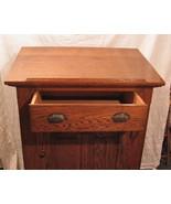 Antique c.1900 Original Craftsman MIssion Oak A... - $495.88