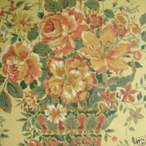14sr Historic Opulent Floral Columns Neoclassical Archival Waterhouse Wallpaper - $475.20