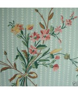 12sr Blue Floral Waterhouse Historic Archival A... - $420.75