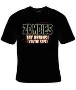 zombie eat brains-killing shirt  gift Cool Funny Humor Shirts  Tee Rude ... - $15.00