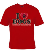 i love dogs its humans thats annoy me Cool Funny Humorous clothes T Shir... - $14.99