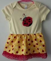Infant Bodysuit Skirt Ladybug Size 18 - 24 Months plus Headband - $21.95
