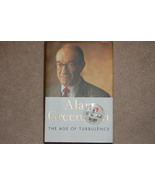The Age of Turbulence Alan Greenspan Hardcover - $5.75