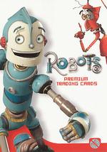 Robots R-SD-2004 San Diego Comic-Con Promo Card - $2.50