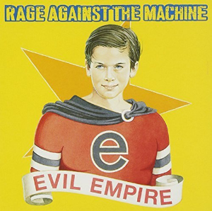 Evil Empire by Rage Against the Machine Cd