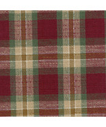 Longaberger Canister Basket Small Orchard Park Plaid Fabric OE Liner New... - $11.83