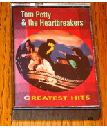 TOM PETTY & THE HEARTBREAKERS GREATEST HITS ORIGINAL CASSETTE ~ 1993 - $84.15