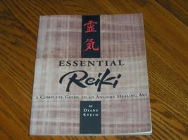 Essential Reiki   Diane Stein - $10.00