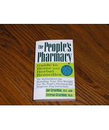 The Peoples Pharmacy Guide to Home and Herbal Remedies  Joe Graedon - $6.97
