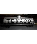 HO Trains  -Tyco - Single Dome Texaco Tank Car - $5.95