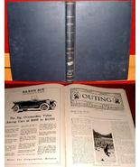 Outing Bound 1918 Sports Adventure Travel Fiction Hunting Wildlife Ads - $25.00