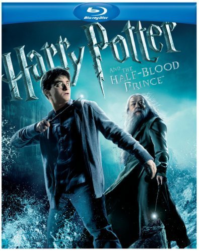Harry Potter and the Half-Blood Prince [Blu-ray] [Blu-ray] [2009]