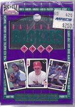 MAJOR LEAGUE BASEBALL ROOKIES Playing Cards, Brand New - $5.95