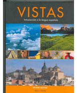 VISTAS Introduction A La Lengua Espanola by Blanco Donley ; 2 edition Used  - $7.99