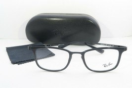 Ray-Ban Black Glasses New with case RB 6373M 2509 52mm - $122.99