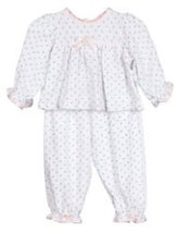 Laura Dare Baby Girls Solid Colors Infant Sacque Sleeper