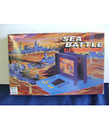 Vintage Sea Battle Radio Shack Ship War Game El... - $24.99