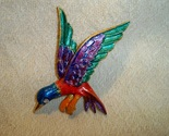 Vintage art hummingbird brooch1 thumb155 crop