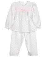 Toddler Laura Dares Girl's Rosebud Pajama Set - $20.00
