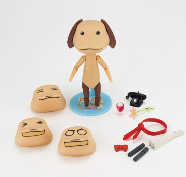 Revoltech: Doko Demo Issho - Pierre No. 065 Action Figure Brand NEW!