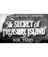 THE SECRET OF TREASURE ISLAND, 1938 SERIAL - $19.99