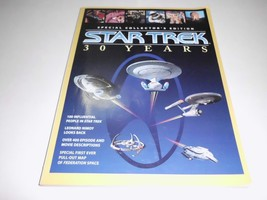 Star Trek Special Collector's Edition, 30 Years, Paper Back Book - $7.99