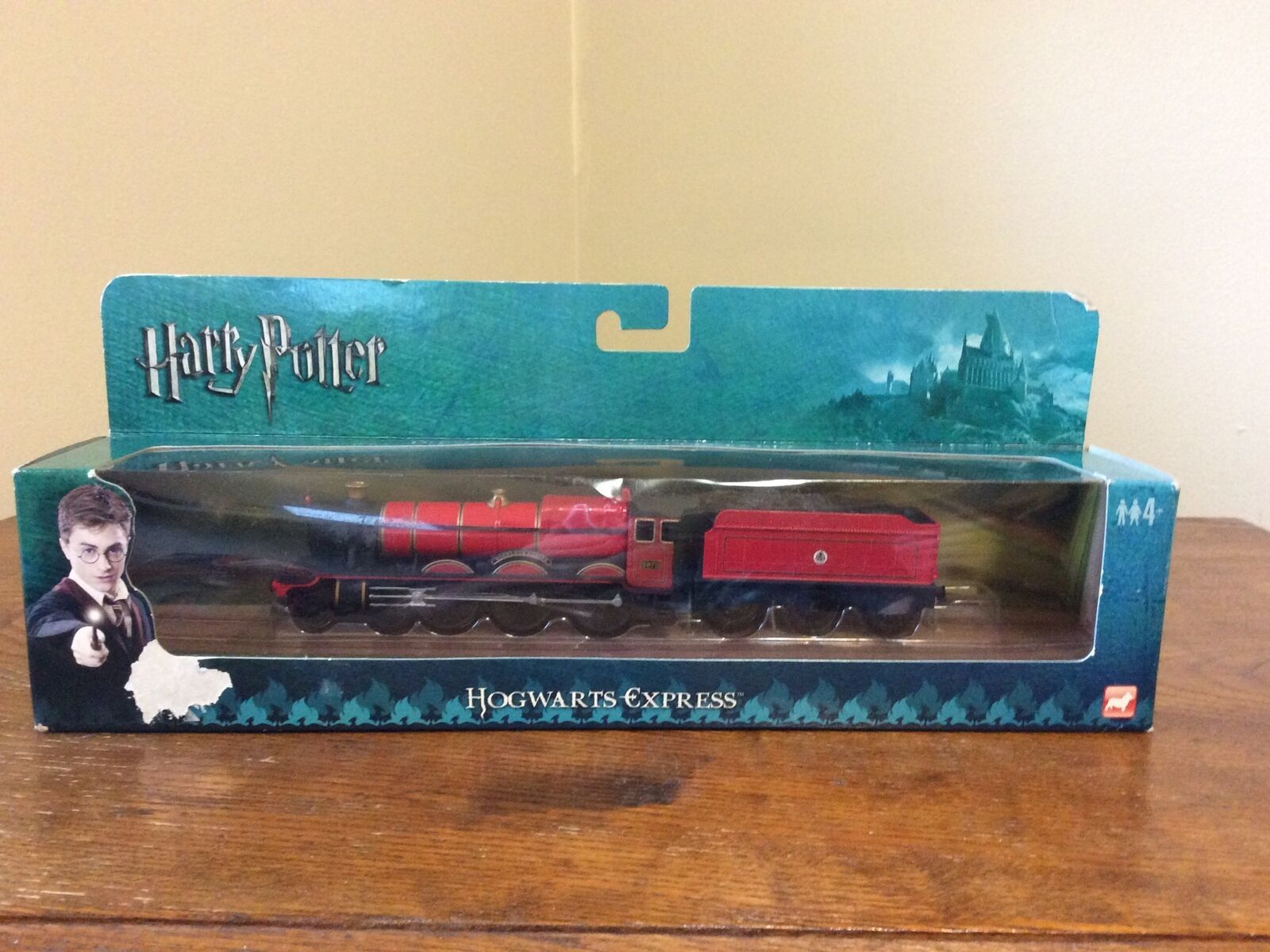 Primary image for Corgi Harry Potter Hogwart's Express Die Cast Vehicle