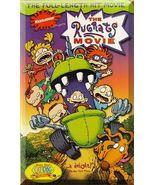 VHS - The Rugrats Movie (1999) *Nickelodeon / Bonus Cat-Dog Short* - $1.99