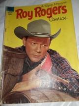 February 1953 Roy Rogers Comics Vol. 1 No. 62 Comic Book - Dell Comics (10CENT) - $9.89