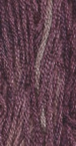 Loganberry (0892) 6 strand hand-dyed cotton floss Gentle Art Sampler Thr... - $2.15
