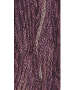 Loganberry (0892) 6 strand hand-dyed cotton flo... - $2.15