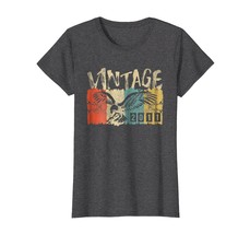 Funny Shirts - Vintage Retro Genuine Made In 2011 7th Birthday Gift 7 yrs Wowen - $19.95+