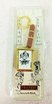 "Freeport Bahamas Tiny Deck of Cards Keychain MIB Never Used 1 1/4"" Souve... - $18.32"